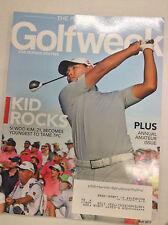Golfweek Magazine Si Woo Kim Amateur Issue May 2017 062717nonr