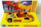 CORGI Juniors 1979 SHAZAM! #24 DC Comics Diecast Model Car & Custom Display [C]