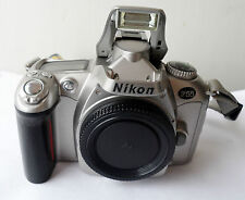 Nikon F55 35mm SLR film camera body. Ideal DSLR back up in perfect working