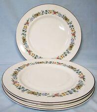 Royal Doulton Pastorale H5002 Dinner Plate set of 4