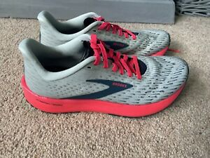 Brooks Pink Ice Hyperion Tempo UK 5.5 US 7.5 Running Trainers