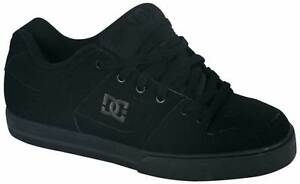 DC Pure Shoe - Black / Pirate / Black - New