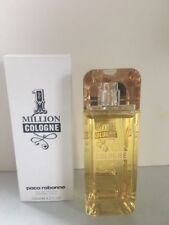 1 Million Cologne By Paco Rabanne 4.2oz/125ml EDT Spray for Men NIB TSTER