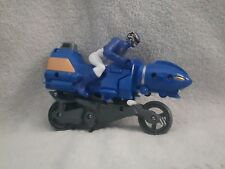 Power Rangers 35073 Megaforce Ultra Zord Builder Cycle + Figure