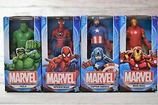 "Marvel Avengers Action Figure 6"" Hulk Ironman Captain America Spiderman"