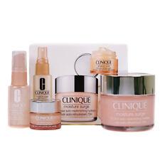Clinique Moisture Surge Gift Set - 125ml Moisturiser Eye Cream Face Spray