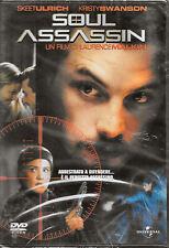 SOUL ASSASSIN con Skeet Ultrich, Kristy Swanson - DVD NUOVO
