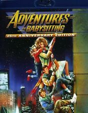 Adventures in Babysitting [25th (2012, Blu-ray NIEUW) BLU-RAY/WS/25th Anniv. ED.