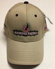 Maheshu Energy Hat Oil Gas Oilfield Mandaree North Dakota ND Baseball Cap Gas