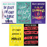 Holly Bourne Collection 5 Books Set The Places I've Cried in Public Paperback