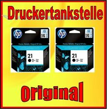 Hp 21 Twin Pack Deskjet F2290 F4140 F4180 F4190 Fax 3180 Officejet 4315 4355