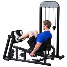 Body-Solid Pro Select Leg Press (GLP-STK-2) Home Gym Machine 210lbs Stack *New*