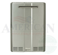 Rinnai RU98eN External Natural Gas Condensing Tankless Water Heater
