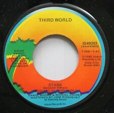 Reggae 45 Third World - Stand / Arise On Island