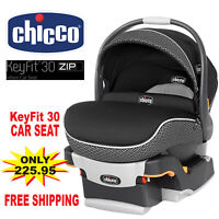 Chicco Keyfit 30 Zip Infant Child Safety Car Seat & Base Brand new