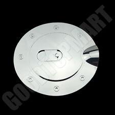 For Chevy Silverado 2500 & 3500 Chrome Gas Door Cover 07 08 09 10 11 12 13 14