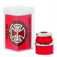 Independent Bushings 88A Soft Red Indy Bushings Skateboard Truck Rubbers