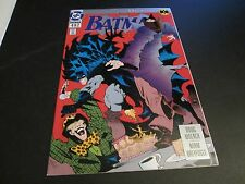 BATMAN #492 RARE PLATINUM EDITION !!!!