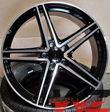 "20""  Wheels For Mercedes S550 S500 S600 W211 E320 E350 E550 20x8.5 / 20x9.5"