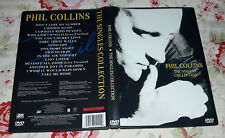 Phil Collins - The singles collection DVD SPECIAL FAN EDITION, Rare!