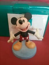 WALT DISNEY CLASSICS COLLECTION WDCC. MICKEY MOUSE A SWELL PAL