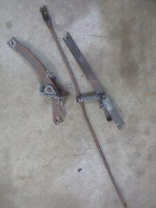 1949-1954 Chevrolet Belair Styleline under car parking brake lever parts