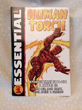 Essential Human Torch Volume 1 Marvel Comics TPB Johnny Storm Fantastic Four FF