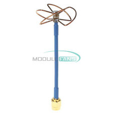 New 5.8G RC FPV Antenna/ Straight Inner Bore Four-leaf Clover Shape For Receiver