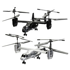 Small/Large Osprey Transport Aircraft Helicopter RC Drone Fly Toy Replaceable