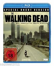 The Walking Dead - Die komplette erste Staffel - Special Uncut Version [Blu-ray]