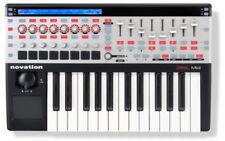 Sintetizzatori e moduli suono Novation per studio e registrazione musicale professionale