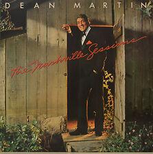 "DEAN MARTIN - THE NASHVILLE SESSIONS - LP 12"" (S) 601)"