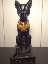 Bastet Egyptian Cat Goddess Statue
