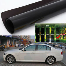 Universal 50cmx3m 35% VLT Black Pro Car Home Glass Window TINT TINTING Film Roll