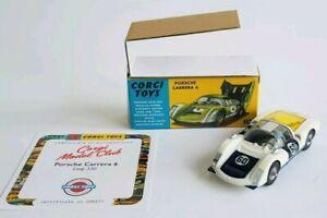 Corgi Toys No.330 Corgi Club Porsche Carrera 6 BNIB re-issue