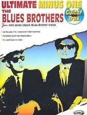 Partition+CD chant guitare - The Blues Brothers - Ultimate minus one