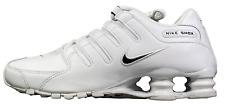 Nike Shox NZ EU White Black 501524 106 Sneakers Men's NEW