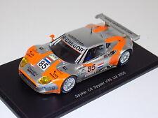 1/43 Spark Spyker C8 Spyder #85 Le Mans 2006 S0319 dw
