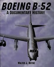 Boeing B-52 A Documentary History over 200 b/w photos, cut-away drawings, charts