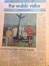 The Waikiki Visitor Magazine Beautiful Oahu April 10, 1973 102317nonrh2