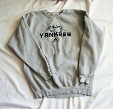 Yankees Adidas Sweatshirt, Size Large