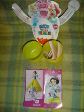 KINDER FERRERO MAXI SURPRISE 2016 BLANCHE-NEIGE PRINCESS PALACE PETS