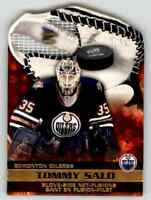 2002-03 Mcdonald's Pacific Glove Side Net-Fusions Tommy Salo #3