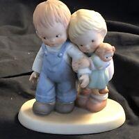 """VTG Memories Of Yesterday """"Let's Be Nice Like We Was Befor"""" Enesco 1988 Siblings"""