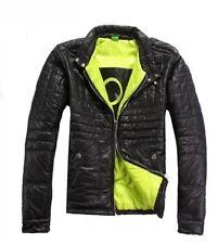 Hugo Boss Men's Down Coat Jacket Black, M and Solid