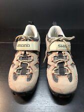 Shimano SH-WM40 Spd Womens Shoe Size 40 US 7.5