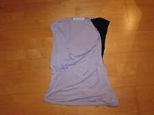 Designer Shirt Amaya Arzuaga Gr. 42 NEU flieder schwarz