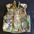 Eastwind Camo Body Armor, Fragmentation Protective Vest, Ground Troops SMALL