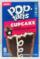 Kellogg's Pop Tarts Frosted Chocolate Cupcake Toaster Pastries 13.5 oz