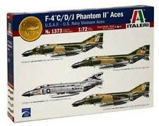 Italeri 1/72 F-4 C/D/J Phantom II Aces # 1373